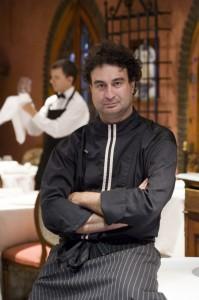 Pepe Rodríguez, chef del Restaurante EL BOHIO