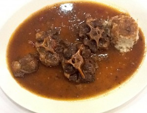 Cocina para mileuristas rabo de ternera o toro en 30 - Cocinar rabo de ternera ...