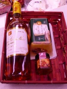 Foie gras y vino Sauternes