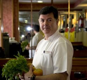 Cocinero de La taberna de Pedro