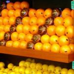 Naranjas de mesa valencianas