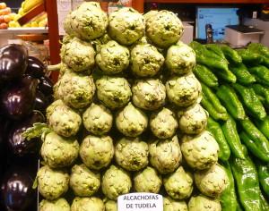 Alcachofas de Tudela en Frutas Charito