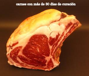 Chuletón de buey gallego en Carnes Cesáreo Gómez