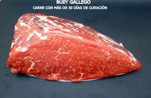 Corte de buey gallego en Carnes Cesáreo Gómez