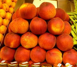 Nectarinas de Frutas Charito