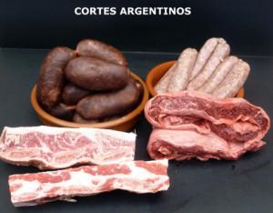 Los cortes argentinos de Carnes Cesáreo Gómez