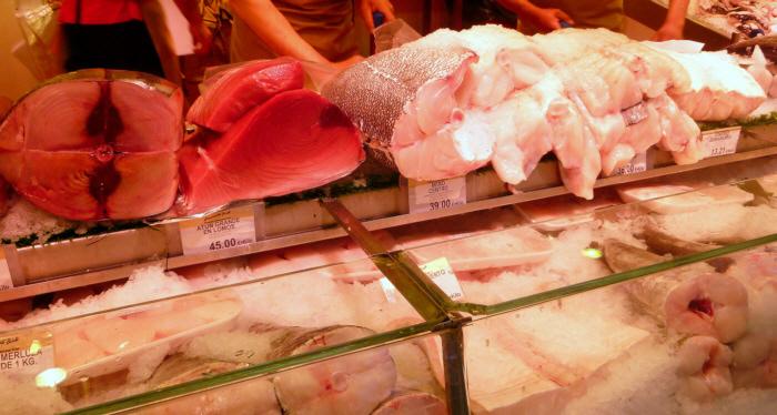 La gran variedad y calidad de los pescados de Pescadería Ernesto Prieto