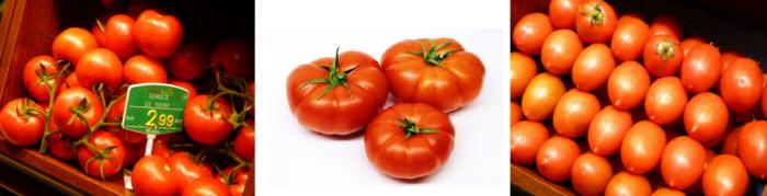 Tomates perfectos para gazpacho