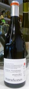 Vino Marañones 2011