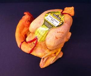 Pollo biológico de Las Landas