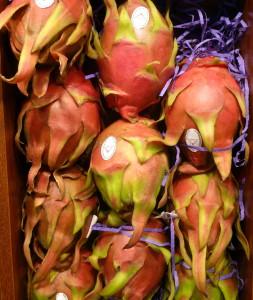 Un nuevo fruto tropical, la pitahaya