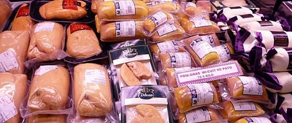 Los mejores foie del mundo en Pollería Hermanos Gómez