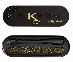 La propuesta más chic para tomar caviar