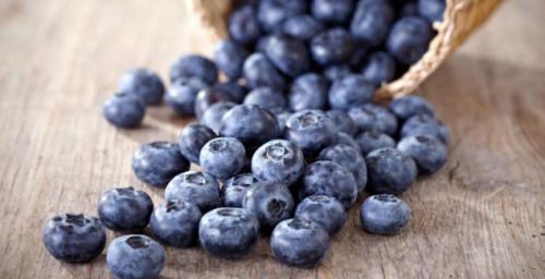 Arándanos en Frutas Charito
