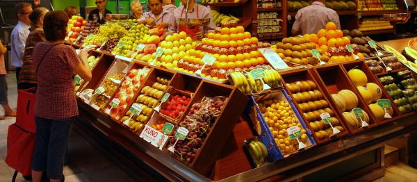 Productos de septiembre en Frutas Charito