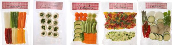 Alimentos de Cuarta gama en Frutas Charito
