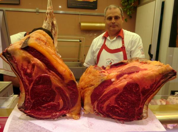 Carnes rojas de buey gallego en Carnes Cesáreo Gómez