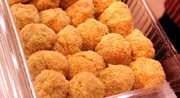 Albóndigas de pollo de Pescadería Hermanos Gómez