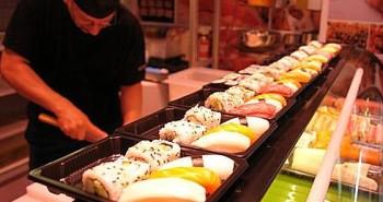Cocina japonesa en Pescadería Ernesto Prieto