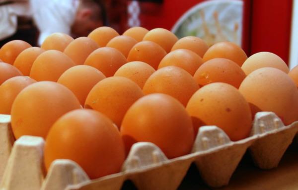 Huevos de Pollería Hermanos Gómez