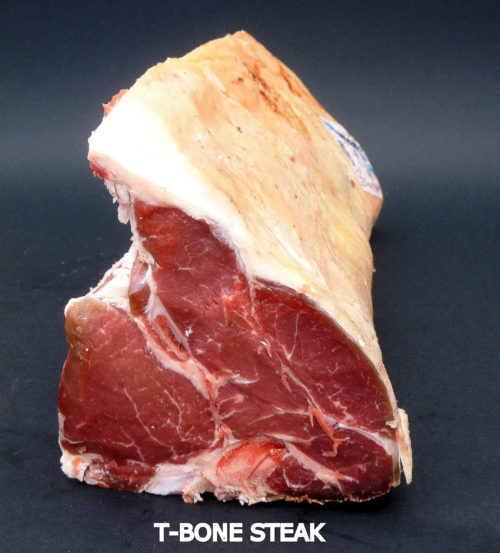 T-bone de ternera gallega