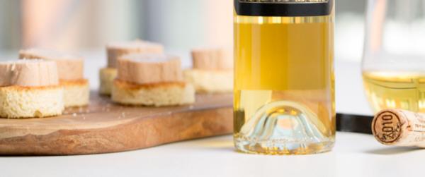 Sauternes para acompañar el foie
