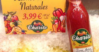 Zumo de frutas antioxidantes