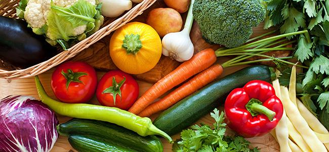 Consejos de conservación de verduras