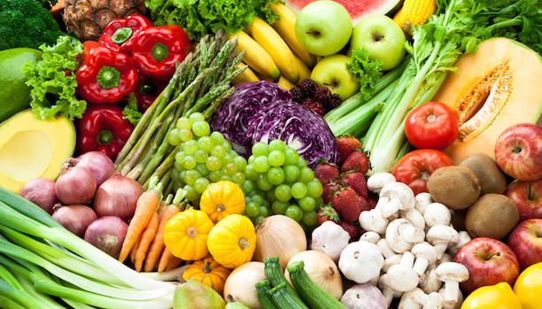 Alargar la vida de frutas y verduras