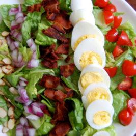 La combinatoria en las ensaladas