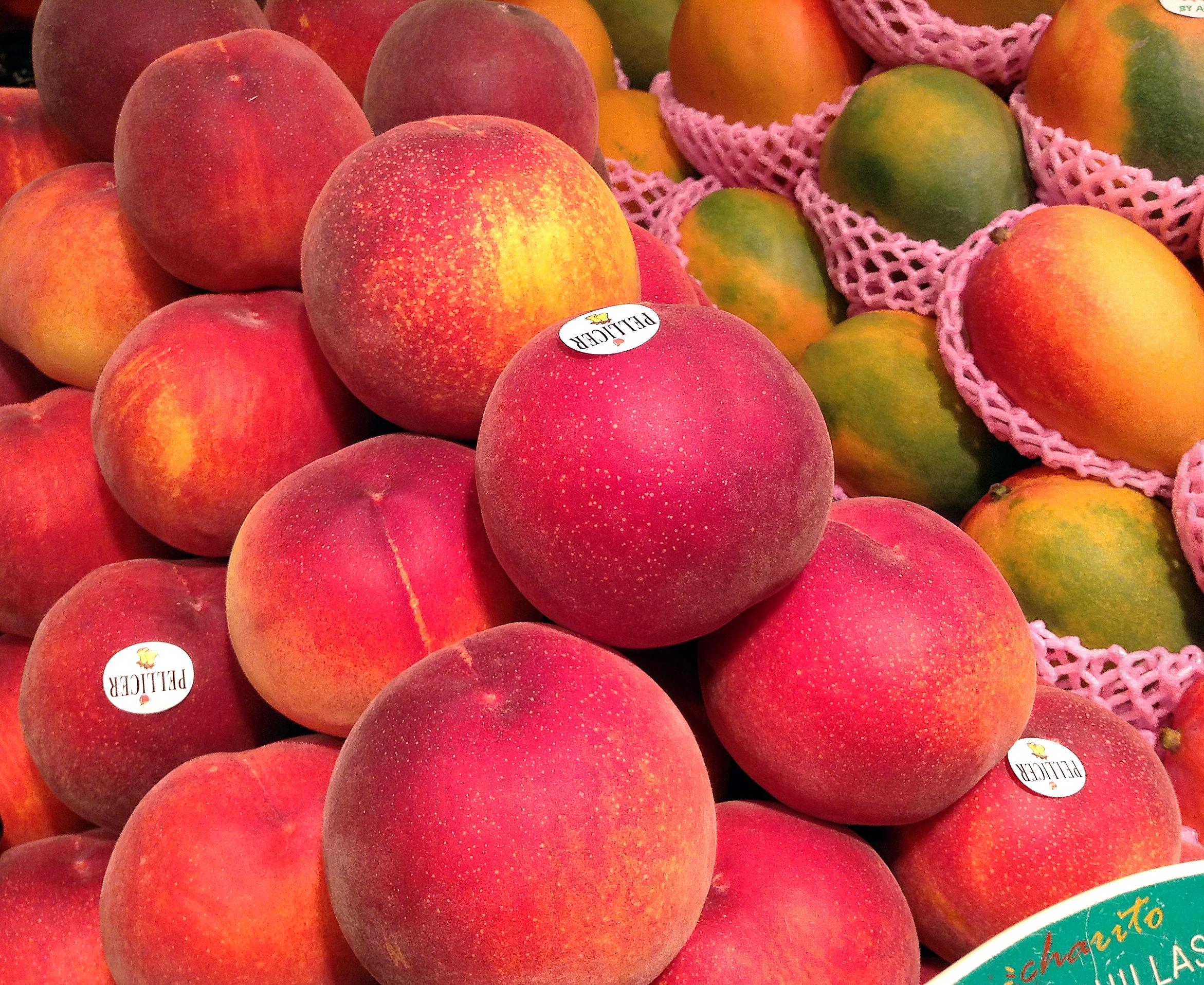 Fresquillas, fruta de verano