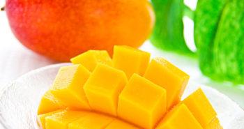 Mango, fruta tropical