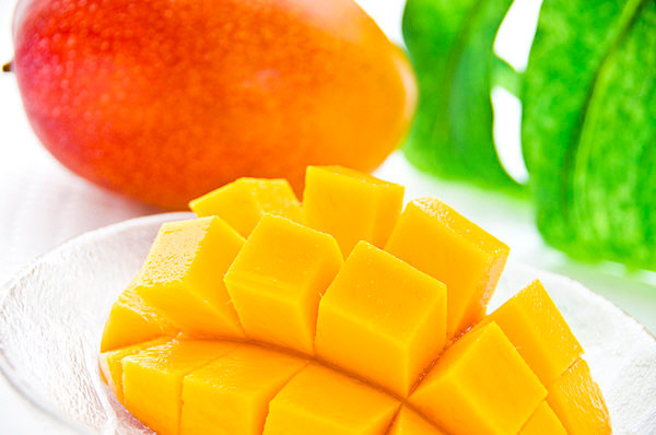 Mango, fruta tropical