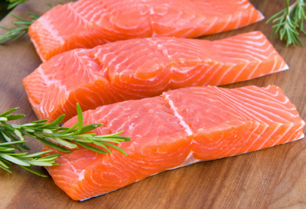 Versátil salmón