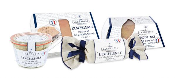 Foie gras Larnaudie Excelencia