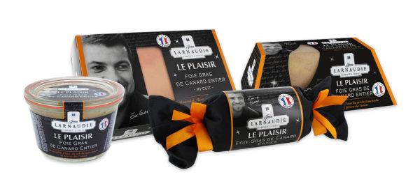 Foie gras Larnaudie Tradición
