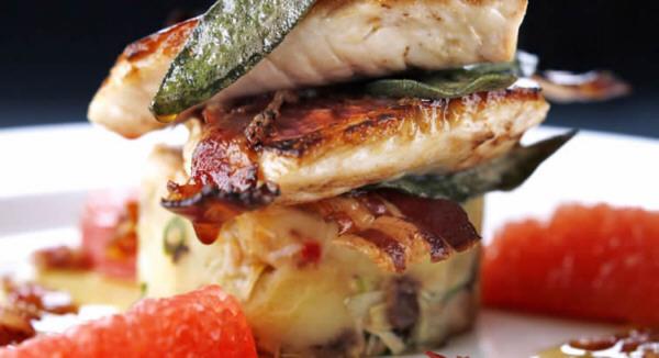 Lomos de salmonetes