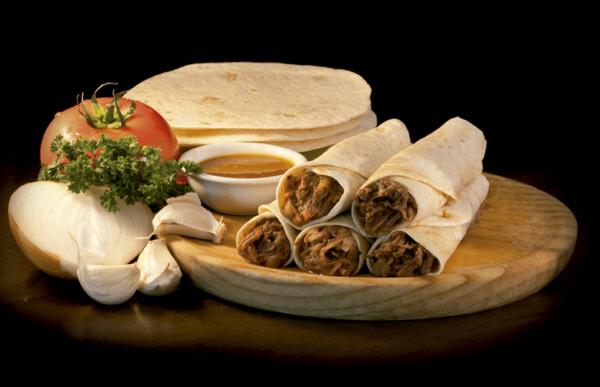 Cocina mexicana lista para consumir