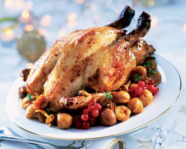 Gastronomía de Navidad