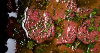 Marinado de carne