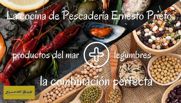 La cocina para llevar de Pescadería Ernesto Prieto