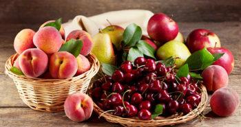 Frutas, verduras y el buen humor