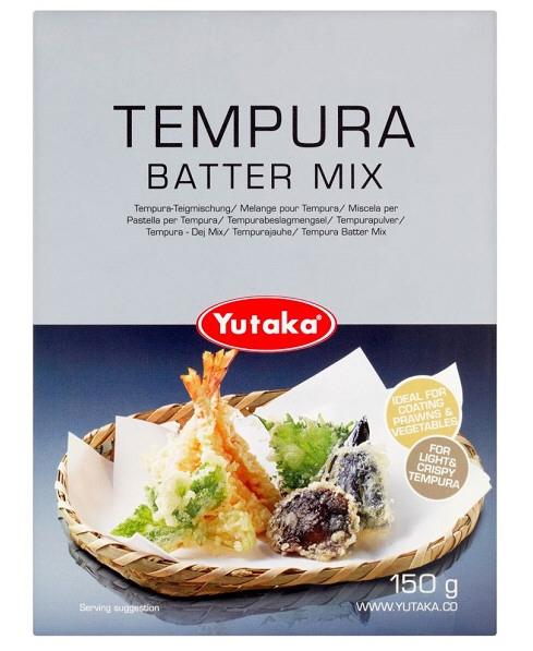 Preparado rápido para tempura