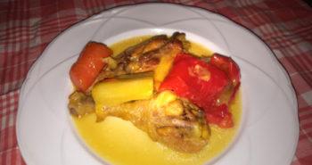 La receta de pollo de mi suegra