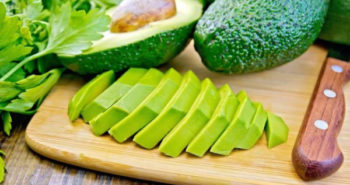 Frutas y verduras para la astencia primaveral