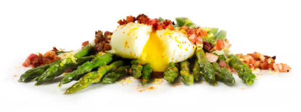 Huevos de oca en la gastronomia