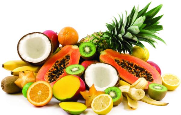 Frutas del Trópico