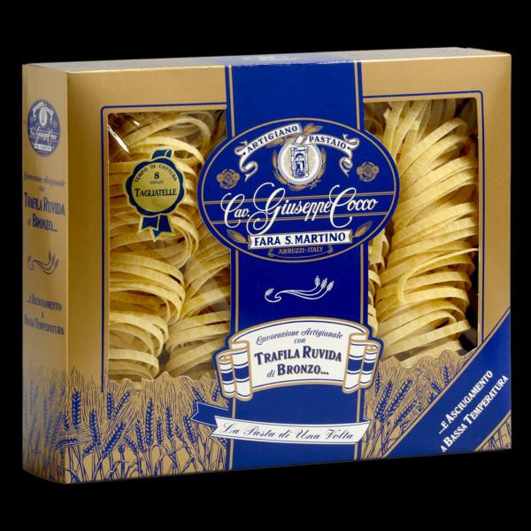 Pasta selección de Cocco