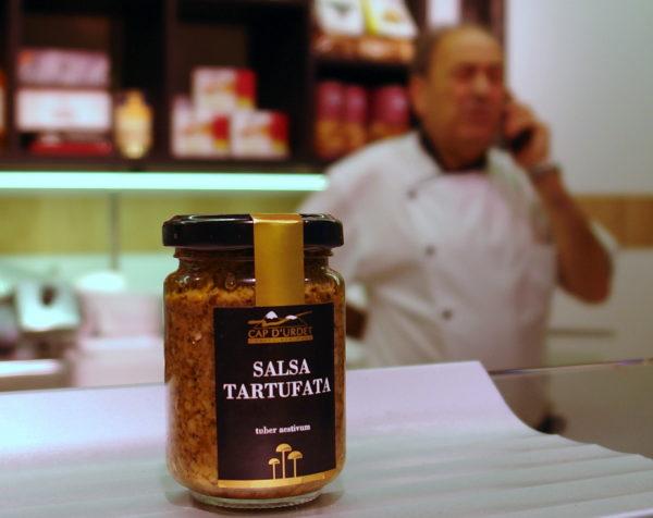 Clásica salsa tartufata