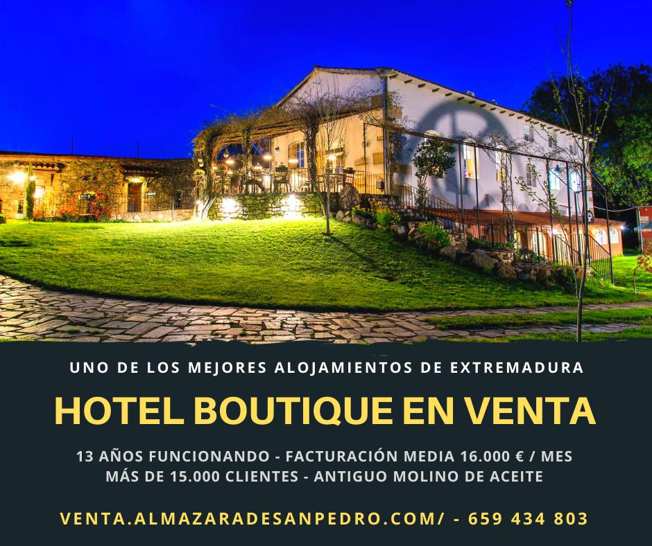 VENTA HOTEL EXTREMADURA